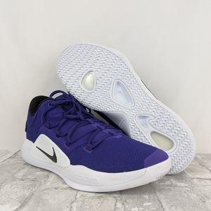 Nike hyperdunk X low purple size 12 men's AR0463